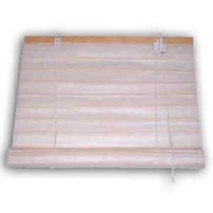 oriental village stores en rouleau store en papier de riz blanc ii 36 x 72 pouces. Black Bedroom Furniture Sets. Home Design Ideas