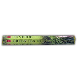 Indian Incense, Hem, Green Tea