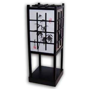 Japanese Lamp - Tatamilite (Black)
