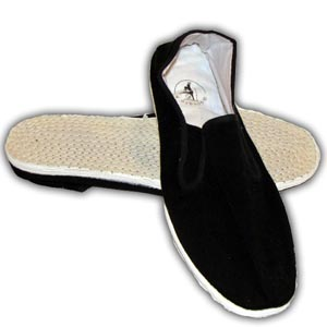 Chinese Kung Fu Tai Chi Shoes, Cotton Sole - Size 45