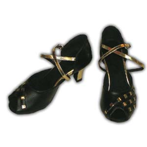 Women Dance Shoes Latin Ballroom Tango Salsa - #SHH02