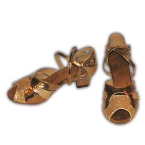 Women Dance Shoes Latin Ballroom Tango Salsa - #SHH03