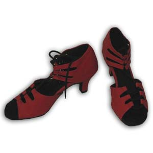 Women Dance Shoes Latin Ballroom Tango Salsa - #SHH04