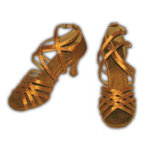Women Dance Shoes Latin Ballroom Tango Salsa - #SHH05