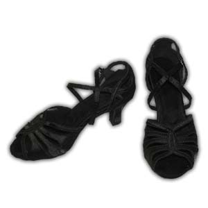 Women Dance Shoes Latin Ballroom Tango Salsa - #SHH07