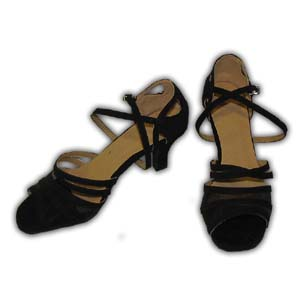 Women Dance Shoes Latin Ballroom Tango Salsa - #SHH10
