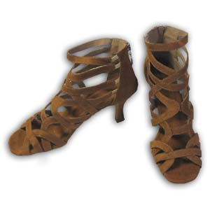 Women Dance Shoes Latin Ballroom Tango Salsa - #SHH11