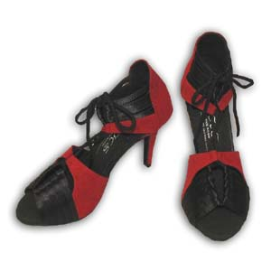 Women Dance Shoes Latin Ballroom Tango Salsa - #SHN03