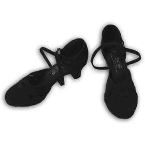 Women Dance Shoes Latin Ballroom Tango Salsa - #SHN07