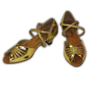 Women Dance Shoes Latin Ballroom Tango Salsa - #SHW02
