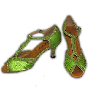 Women Dance Shoes Latin Ballroom Tango Salsa - #SHW03