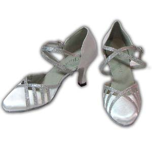 Women Dance Shoes Latin Ballroom Tango Salsa - #SHY01