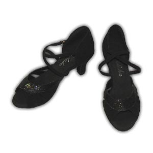 Women Dance Shoes Latin Ballroom Tango Salsa - #SHY03