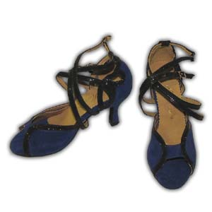 Women Dance Shoes Latin Ballroom Tango Salsa - #SHY07