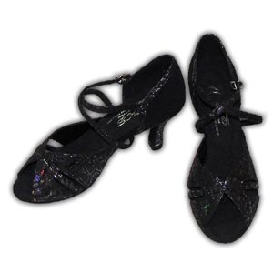 Women Dance Shoes Latin Ballroom Tango Salsa - #SHY10