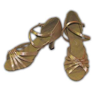 Women Dance Shoes Latin Ballroom Tango Salsa - #SHY11