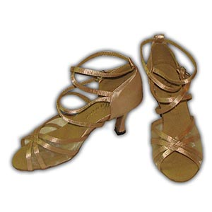 Women Dance Shoes Latin Ballroom Tango Salsa - #SHY15