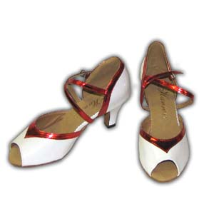 Women Dance Shoes Latin Ballroom Tango Salsa - #SHY18
