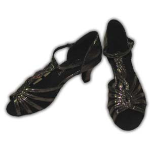 Women Dance Shoes Latin Ballroom Tango Salsa - #SHY22