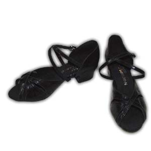 Women Dance Shoes Latin Ballroom Tango Salsa - #SHY24