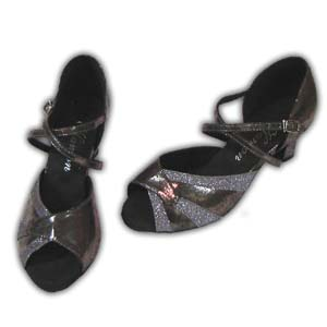 Women Dance Shoes Latin Ballroom Tango Salsa - #SHY25