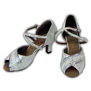 Women Dance Shoes Latin Ballroom Tango Salsa - #SHY26