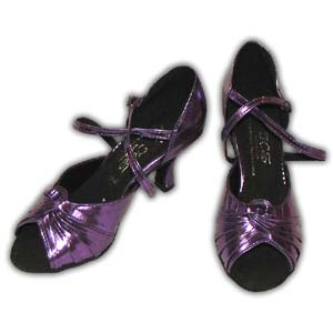 Women Dance Shoes Latin Ballroom Tango Salsa - #SHY27