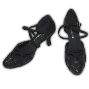 Women Dance Shoes Latin Ballroom Tango Salsa - #SHY30