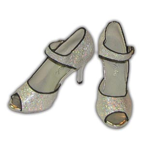 Women Dance Shoes Latin Ballroom Tango Salsa - #SHY31