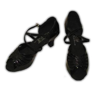 Women Dance Shoes Latin Ballroom Tango Salsa - #SHY32