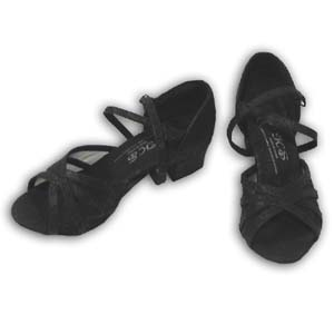 Women Dance Shoes Latin Ballroom Tango Salsa - #SHY33