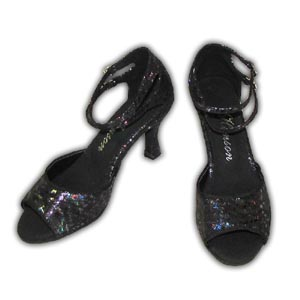 Women Dance Shoes Latin Ballroom Tango Salsa - #SHY37