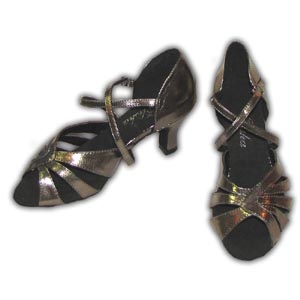 Women Dance Shoes Latin Ballroom Tango Salsa - #SHY39