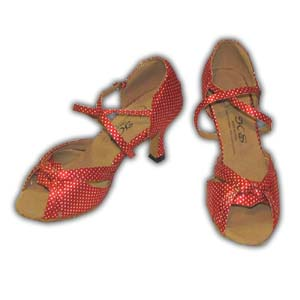 Women Dance Shoes Latin Ballroom Tango Salsa - #SHY45