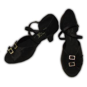 Women Dance Shoes Latin Ballroom Tango Salsa - #SHY51