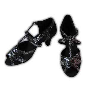 Women Dance Shoes Latin Ballroom Tango Salsa - #SHY52
