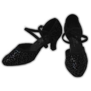Women Dance Shoes Latin Ballroom Tango Salsa - #SHY56
