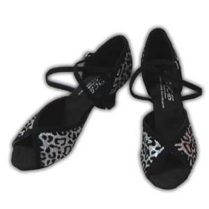 Women Dance Shoes Latin Ballroom Tango Salsa - #SHY57