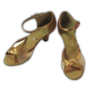 Women Dance Shoes Latin Ballroom Tango Salsa - #SHY58