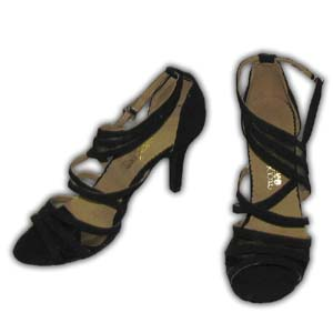 Women Dance Shoes Latin Ballroom Tango Salsa - #SHY61