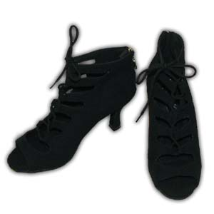 Women Dance Shoes Latin Ballroom Tango Salsa - #SHY68
