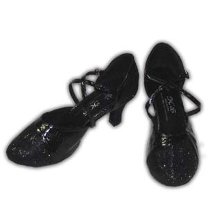 Women Dance Shoes Latin Ballroom Tango Salsa - #SHY70
