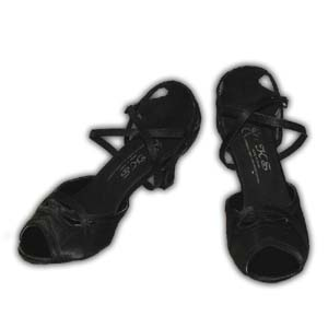 Women Dance Shoes Latin Ballroom Tango Salsa - #SHY74