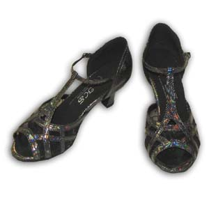 Women Dance Shoes Latin Ballroom Tango Salsa - #SHY77