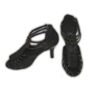 Women Dance Shoes Latin Ballroom Tango Salsa - #SHY79