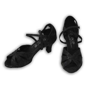 Women Dance Shoes Latin Ballroom Tango Salsa - #SHY82