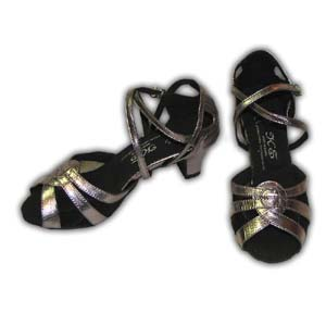 Women Dance Shoes Latin Ballroom Tango Salsa - #SHY84