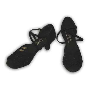 Women Dance Shoes Latin Ballroom Tango Salsa - #SHY86