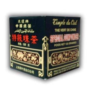 Temple of Heaven - China Green Tea Gunpowder (125g)