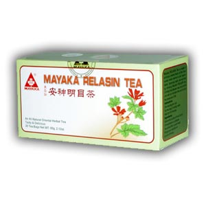 Relasin Herbal Tea (20 bags)